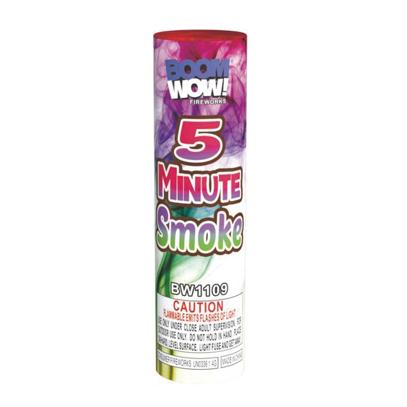 BW1109 - 5 Minute Smoke