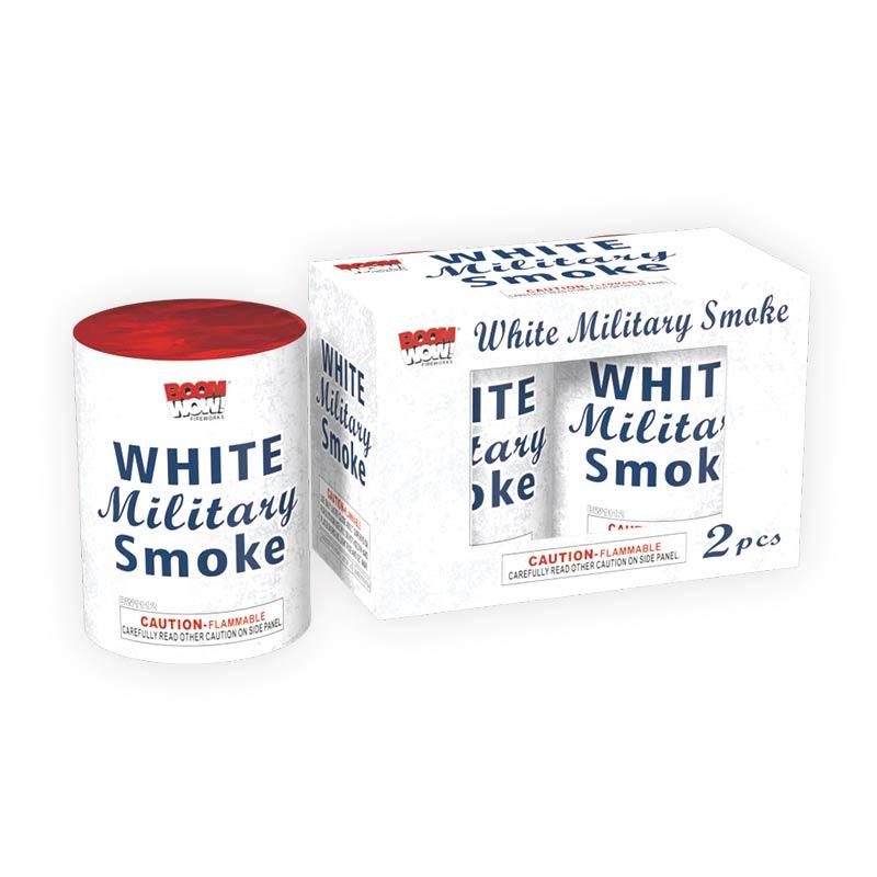 BW1112 - White Military Smoke