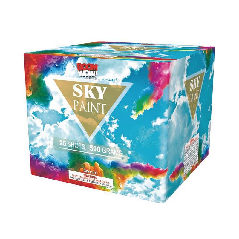 BW1118 - Sky Paint 25 Shot