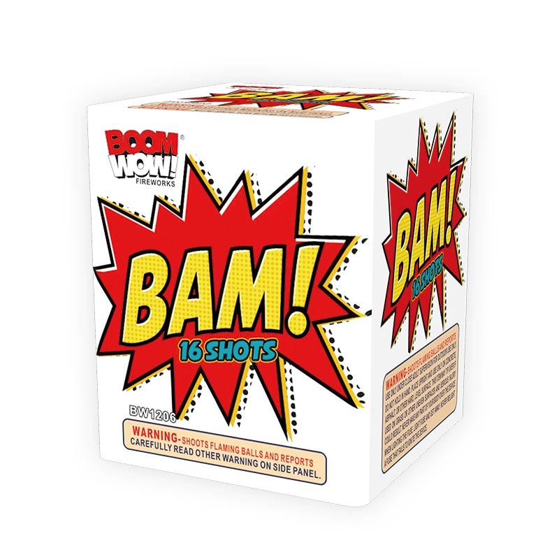 BW1206 - Bam! 16 Shot