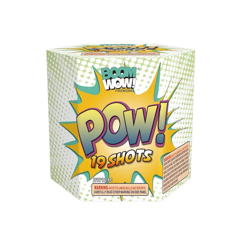 BW1210 - Pow! 19 Shot