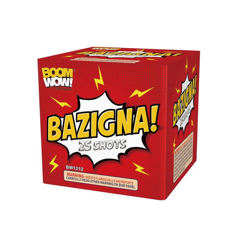 BW1212 - Bazigna! 25 Shot