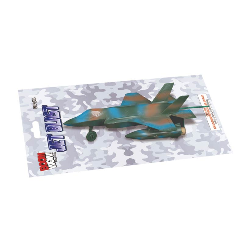 BW1604 - Jet Blast