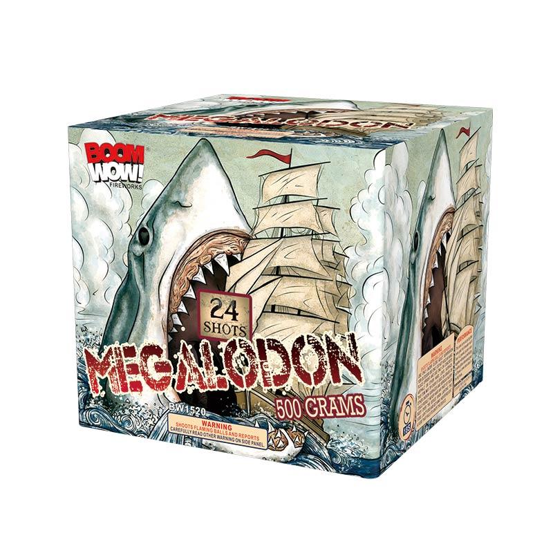 BW1520 - Megalodon 24 Shot