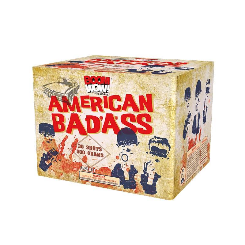 BW1521 - American Badass 30 Shot