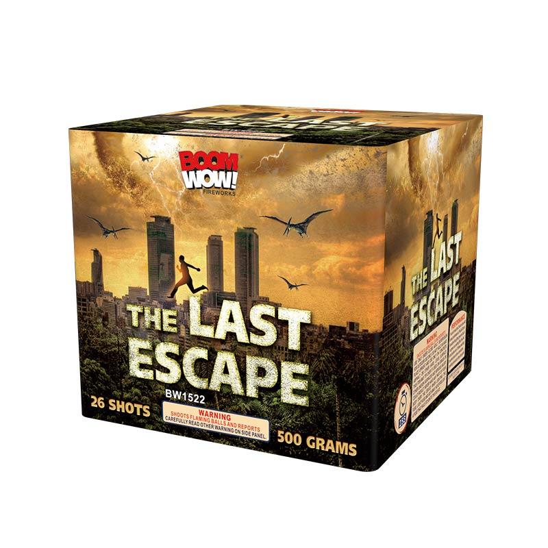BW1522 - The Last Escape 26 Shot