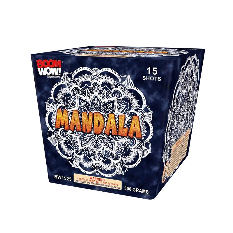 BW1525 - Mandala 15 Shot