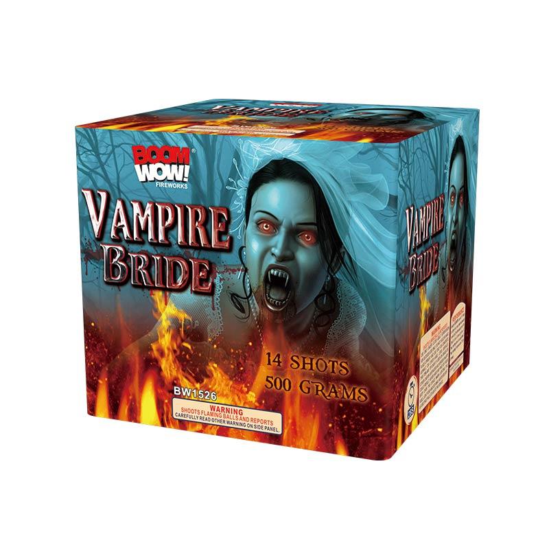 BW1526 - Vampire Bride 14 Shot
