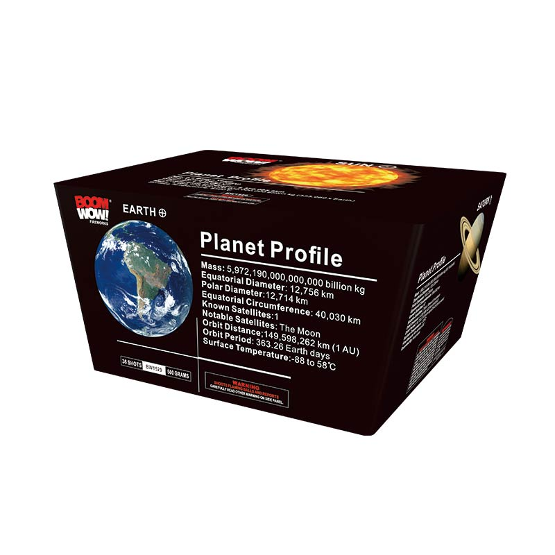 BW1529 - Planet Profile 36 Shot