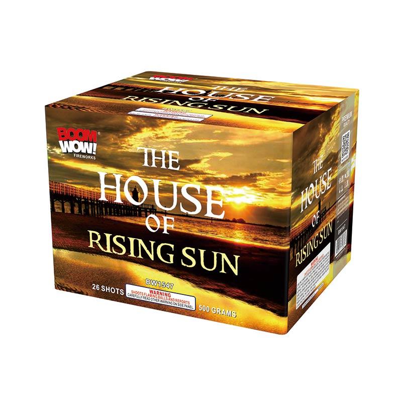 BW1547 - The House Of Rising Sun 26 Shots