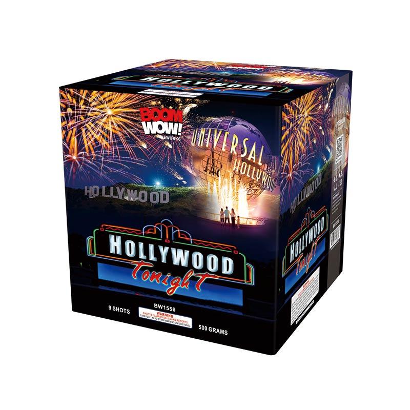 BW1556 - Hollywood Tonight 9 Shots