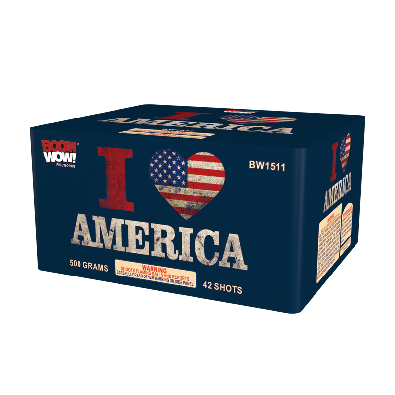 BW1511 - I Love America