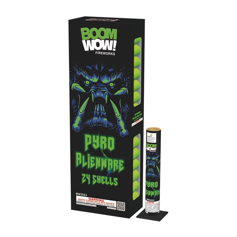 BW2023 - Pyro Alienware 24 Shells