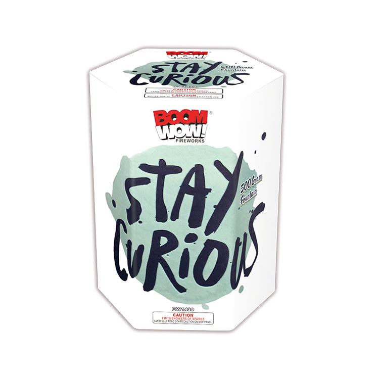 BW1439 - Stay Curious