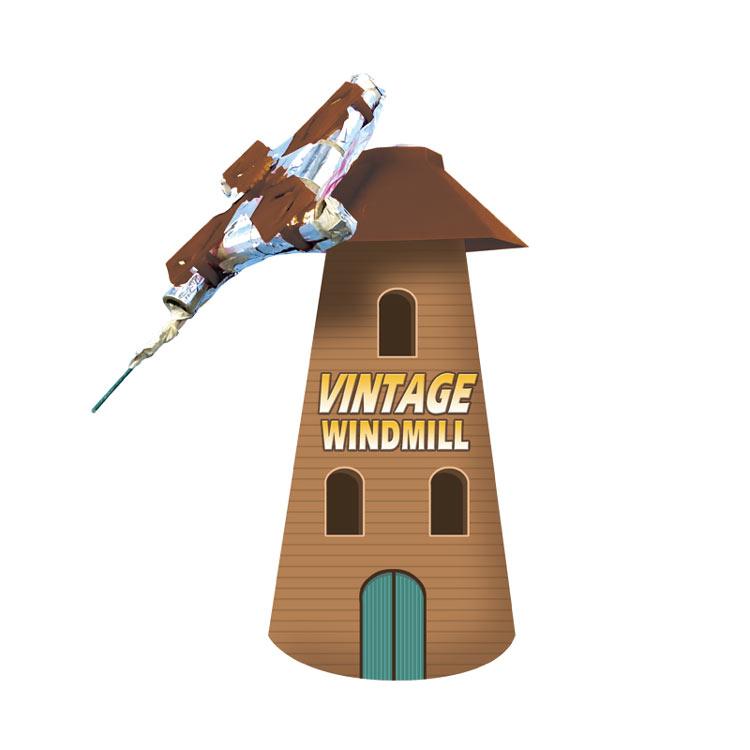 BW1614 - Vintage Windmill