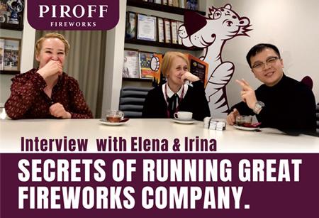 Secrets of Running Great Fireworks Company