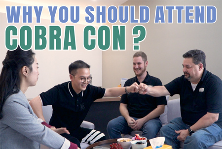 Why you should attend cobra con 2020?